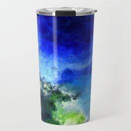 Victimized For Light Sky Blue Travel Mug