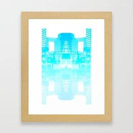 Metrotopia 1 Framed Art Print