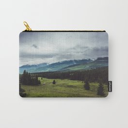 Mountain Trail - Landscape and Nature Photography Carry-All Pouch