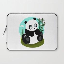 Baby Panda Laptop Sleeve