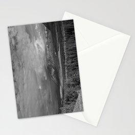 Matanuska Glacier Mono Stationery Cards