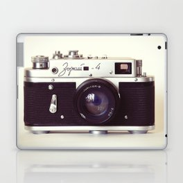 Zorki vintage camera Laptop & iPad Skin