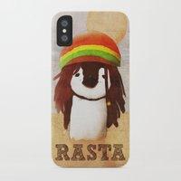 reggae iPhone & iPod Cases featuring Reggae by cristi-scg