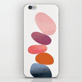Balancing Stones 23 iPhone Skin