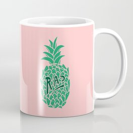 Rad Pineapple Coffee Mug