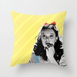 Follow! Throw Pillow