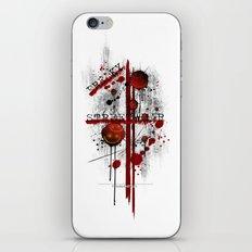 Freaky Streetw(e)ar iPhone & iPod Skin