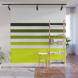 Simply Gradient Stripe Wall Mural