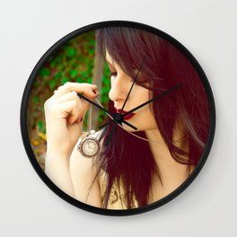 Time is running out Wall Clock
