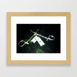 Lets Play Operation:) Framed Art Print