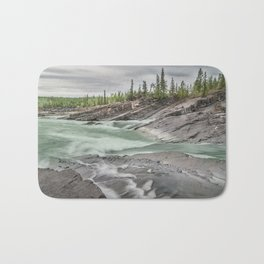 Whirlpool Canyon, YT Bath Mat