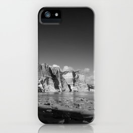 Seeing time iPhone Case