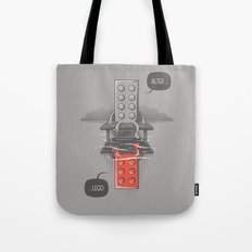 Alter LEGO Tote Bag