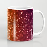 bisexual Mugs featuring Fire and flames  by Better HOME