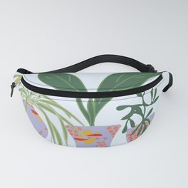 Pots And Plants: Calm. Fanny Pack