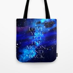 I Love You.. Tote Bag