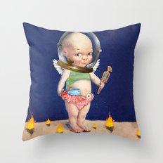 play-time Throw Pillow