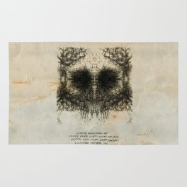 Skulloid II Rug