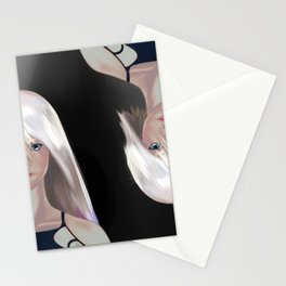 A2 YoRHa 2B Stationery Cards