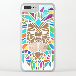 LIONKING Clear iPhone Case