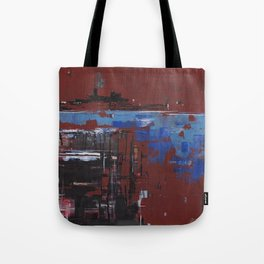 Abstract 2014/12/13 Tote Bag