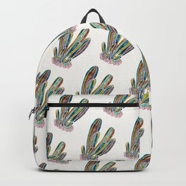 Cactus Custer – Vintage Palette Backpack
