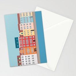 Nyhavn, Copenhagen, Denmark - South Stationery Cards