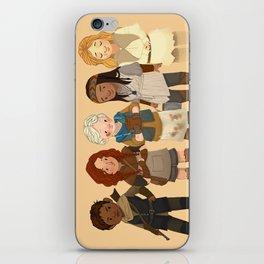 Sisters of the Fury Road iPhone Skin
