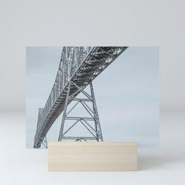 Soaring Design Mini Art Print