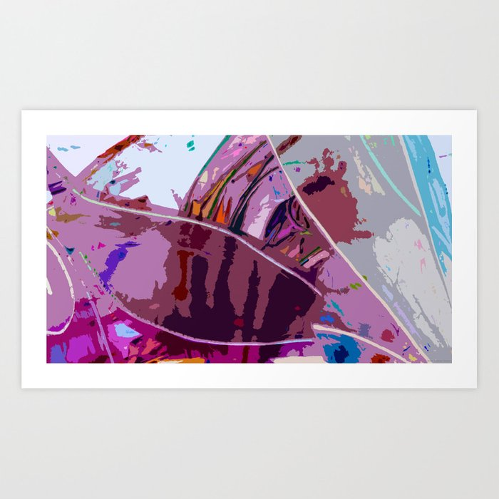 """Fairy Smudge"" Art Print"