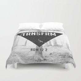 TRNSFRM Duvet Cover