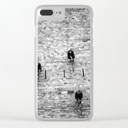 On Course… Clear iPhone Case