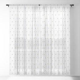 Meowtet: Pattern Sheer Curtain