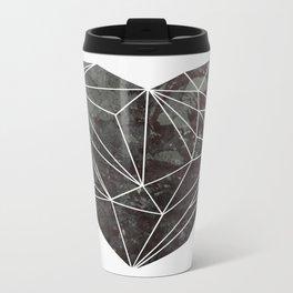 Heart Graphic 4 Metal Travel Mug