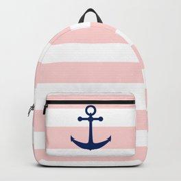 AFE Nautical Navy Ship Anchor Backpack