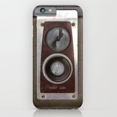 Vintage Duaflex Camera iPhone 6s Slim Case