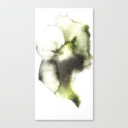 Wanderer's Poem Canvas Print