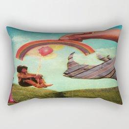 The Best Of Times Rectangular Pillow