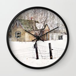 What Could Have Been Wall Clock