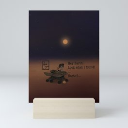 Oppy Mini Art Print