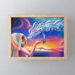 Spirit Framed Mini Art Print