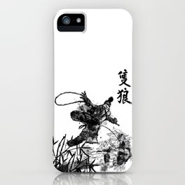 Young Wolf iPhone Case