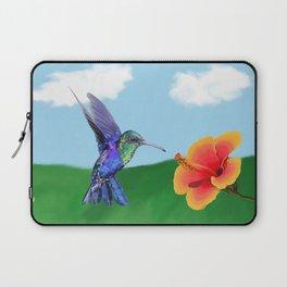 The very hungry hummingbird Laptop Sleeve