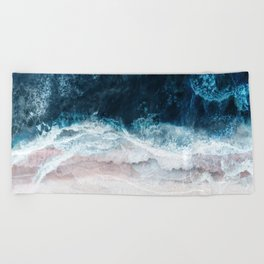 Blue Sea II Beach Towel