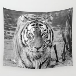 EYE OF THE TIGER Wall Tapestry