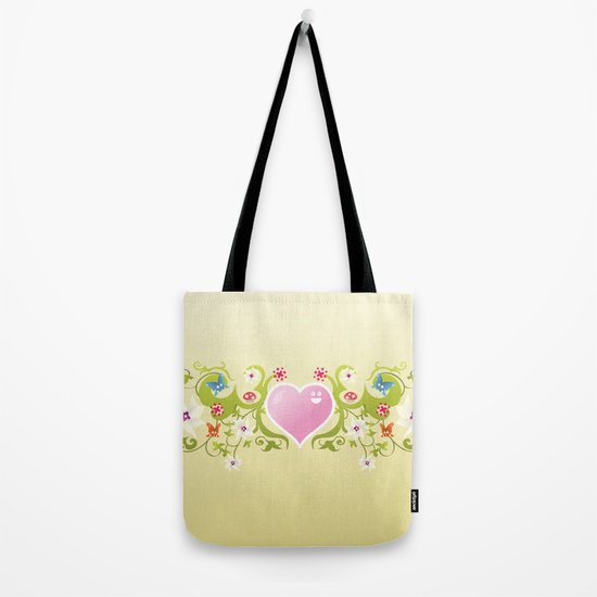 Feel my Nature Tote Bag