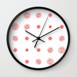 Pattern No 5 Wall Clock