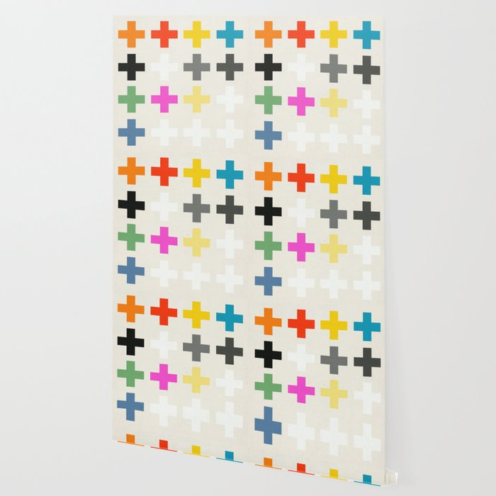 Crosses II Wallpaper