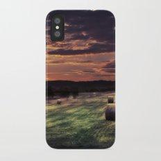 Strange Fields iPhone X Slim Case