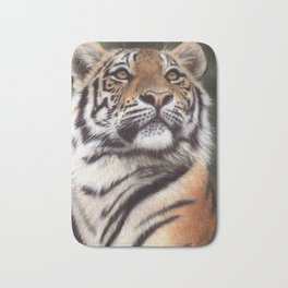 Amur Tiger Bath Mat